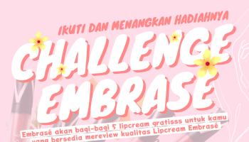 Challenge Embrasé