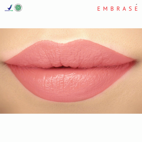 Embrasé Lipcream - Pink Me Up (E2)