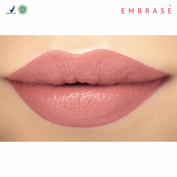 Embrasé Lipcream - Bubbly Brown (E5)